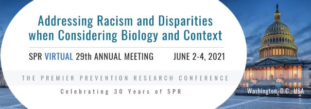 SPR Virtual 29th Annual Meeting